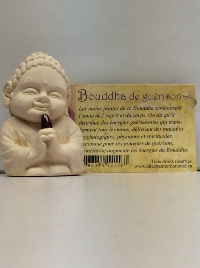 Bouddha de guerison