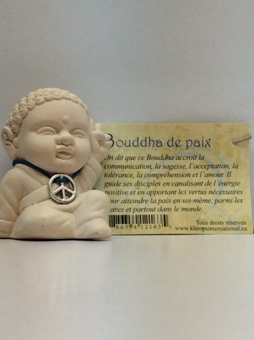 Bouddha de paix