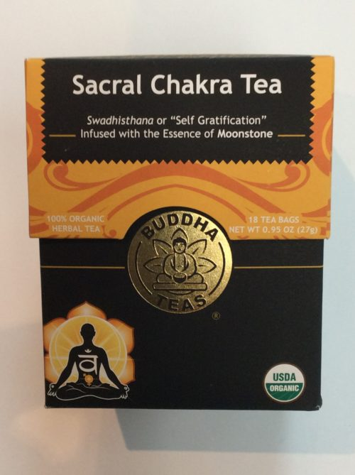 chakra tea sacral