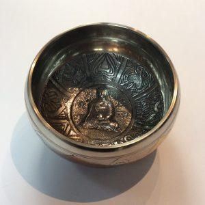 Bol tibetain 6 pouces avec baton $ 120.00