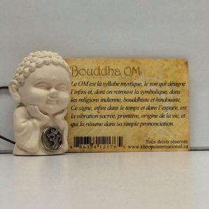 Bouddha OM