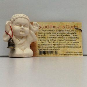 Bouddha et la cloche