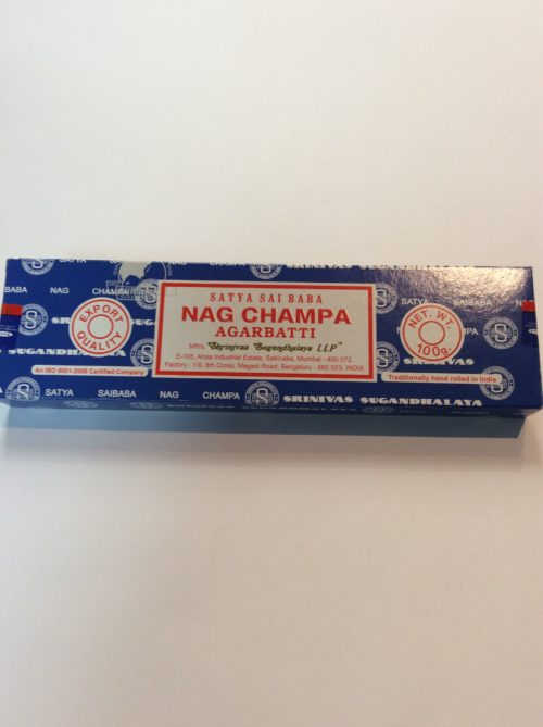 Encens Nag Champa 100g.